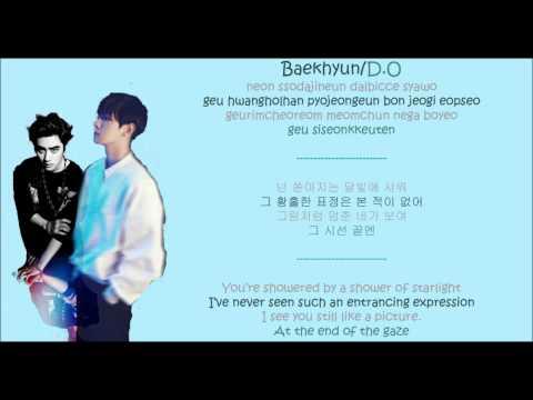 EXO K_ 월광 Moonlight [Romanization+Hangul+Translation]