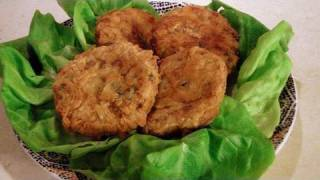 Maakouda - Moroccan Potato Patties Recipe - Cookingwithalia - Episode 97