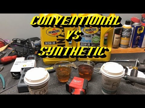 Conventional vs Synthetic: Which Oil Do You Want in Your Engine During the Extreme Winter Cold?