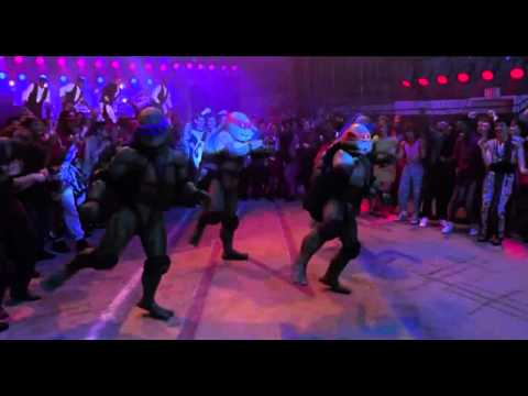 Teenage Mutant Ninja Turtles II Dance Battle