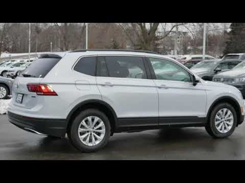 New 2019 Volkswagen Tiguan Saint Paul MN Minneapolis, MN #88929