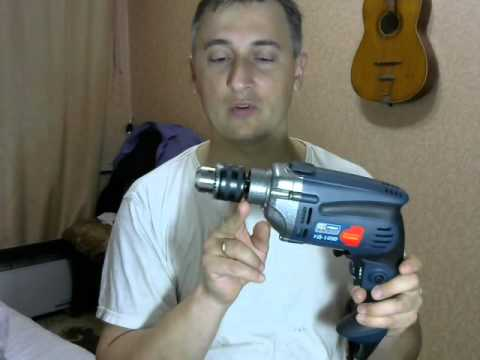 Как снимать патрон с дрели видео