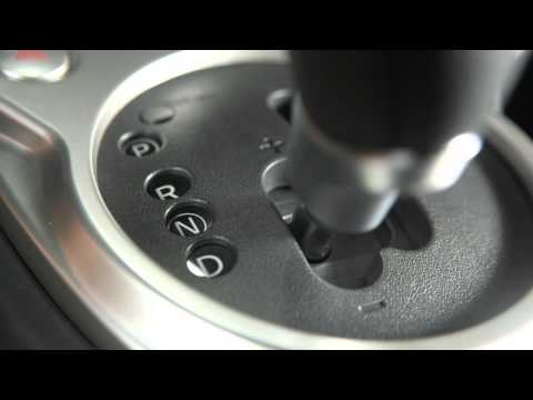 2012 NISSAN 370Z - Paddle Shifters and Manual Shift Mode