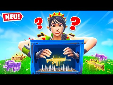 WAS IST IN DER BOX Duell in FORTNITE!