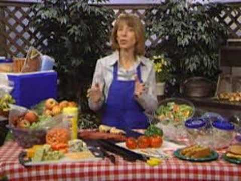 Summer Cookout Food Safety Tips with Dietician Liz Weiss