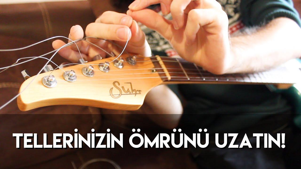 Suda Kaynatarak Tellerinizin Ömrünü Uzatın! (Bir Gitar Mit'i)