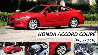 Garagem do Bellote TV: Honda Accord Coupe