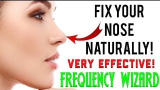 ⚡️GET A NATURAL RHINOPLASTY FAST! FIX YOUR NOSE NATURALLY!…