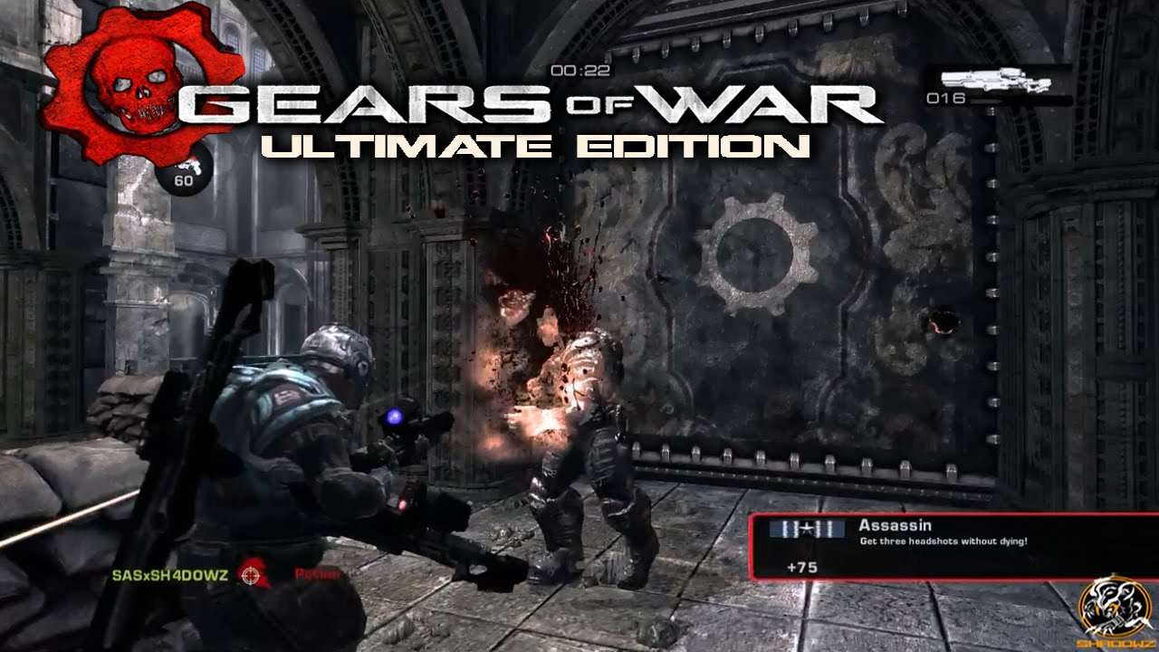 Gears of War Ultimate Edition - Multiplayer Game Modes that Need to Return  in Remastered!