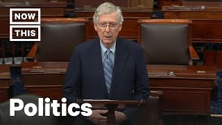 Mitch McConnell Booed at Kentucky Event Over Election Security | NowThis