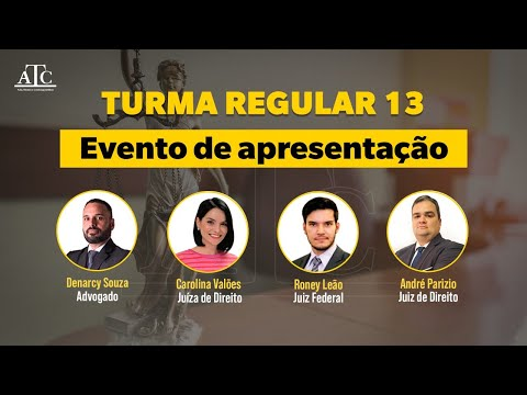 Turma Regular 13 - Evento de apresentação (15/03/21)