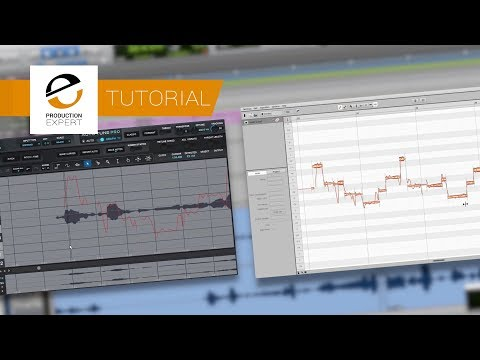 Learn The Basic Differences Between Melodyne & Antares