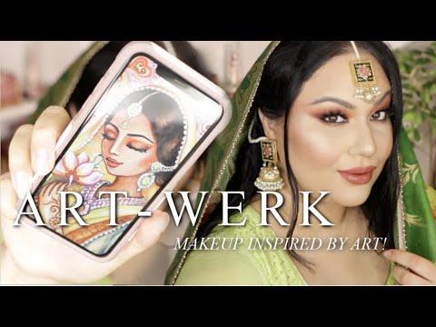 spring-time-indian-makeup-tutorial!-gurp-dhaliwal