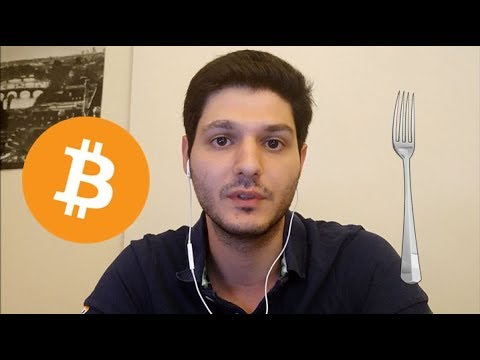 Bitcoin Fork Explained In 5 Minutes - Arabic -  بيتكوين فورك
