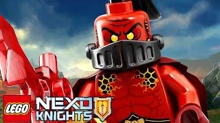 НОВАЯ НЕКСО СИЛА. Lego Nexo Knights Игра про Мультики Лего Нексо Найтс на русском языке