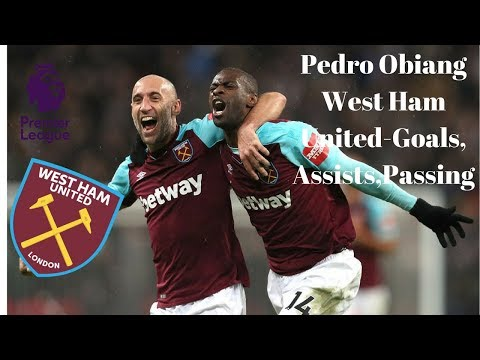 Pedro Obiang-West Ham United-Goals●Assists●Passing-ft.Spurs Screamer🔥