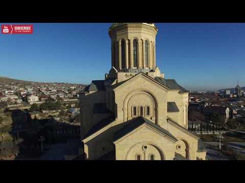 თბილისი, ალილო, შობა 4K/ Tbilisi, Alilo, Shoba 4K/ Christmas day in Georgia 2017