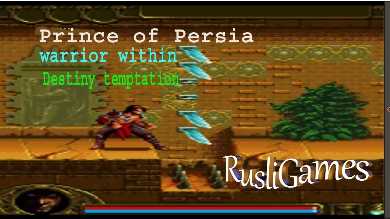Prince Of Persia Warrior Within Destiny Temptation Java Game Youtube