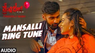 Mansalli Ring Tune Full Audio Song || Friendly Baby Movie Songs || Arjun, Bavana, Tennis Krishna