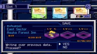 Digimon World 3 - Digimon World 3 Playthrough - Part 1 (PSX) - User video