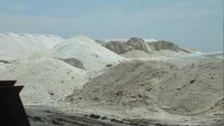 Salt mining Salinas Ecuador-HD