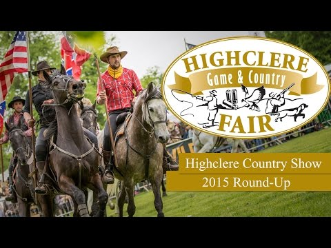 2015 Highclere Country Show Round up