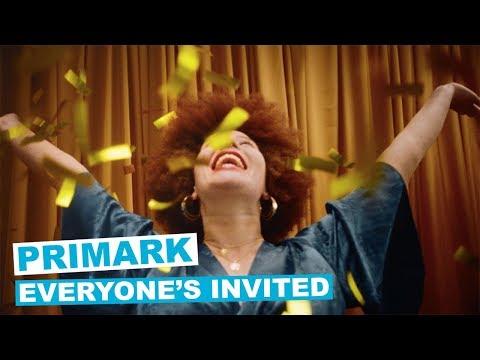 PRIMARK   Everyone's Invited   Christmas 2018