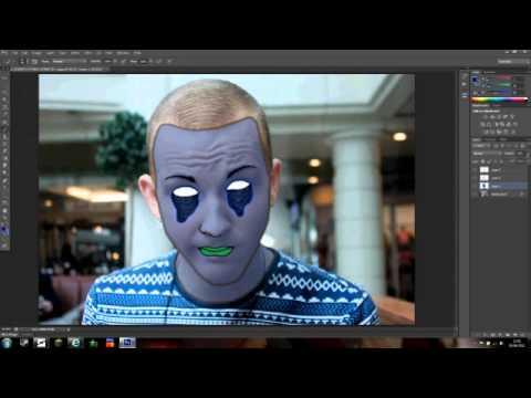 Tomm Watt - Grimey Edit Speed Painting