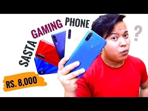 TOP 5 SASTA GAMING SMARTPHONES UNDER 8000 🔥🔥