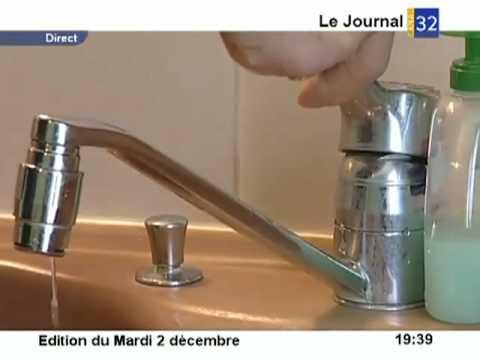 R duire sa facture d 39 eau gr ce a l 39 econiz youtube - Reduire sa facture d eau ...