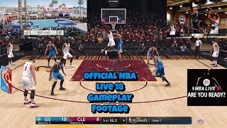 Official Full Nba Live 18 Gameplay/The Drew And The One And Head 2 Head