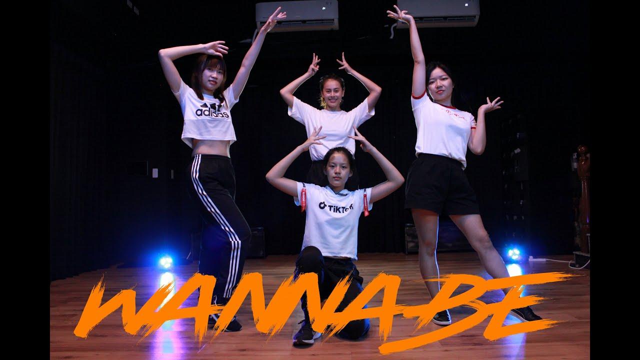 ITZY-WANNABE KPOP X 巧筑 (週四)