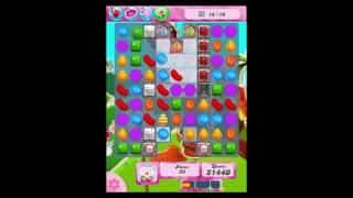Candy Crush Saga Level 194 Walkthrough