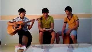 Bài Hát Tặng Em- Hoàng Tôn( Acoustic Cover )