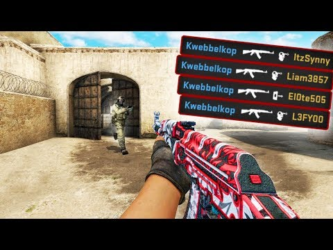 THE BEST CS:GO PLAY IN HUMAN HISTORY! (CS:GO Funny Moments)
