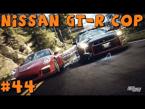 Need For Speed Rivals   Xbox One   Part 44   Nissan GT-R Ultimate Edition Cop