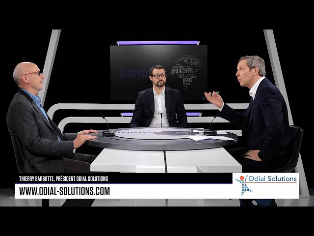 B SMART TV : Thomas HUGUES interviewe Jean-Charles SCATENA et Thierry BARBOTTE