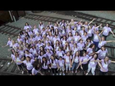 Mormon Girls Music Video - I Need a Hero - Poway Stake Young Women