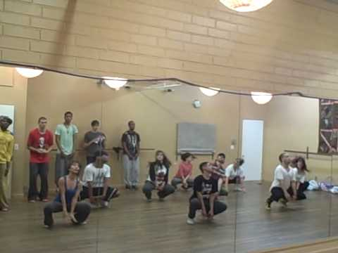 Wordy Rappinghood Choreo by Kristi Moniz and Ray B...