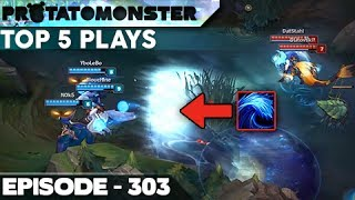 League of Legends Top 5 Plays Week 303