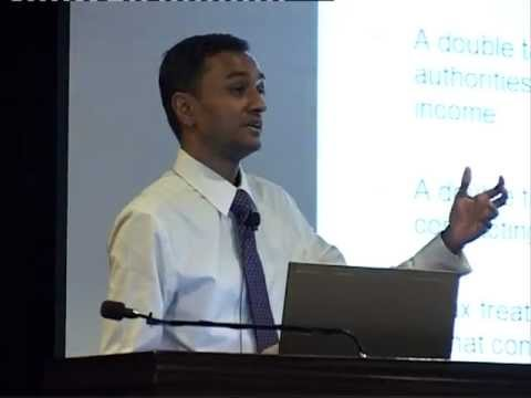 Part 2/4: Singapore Withholding Tax & Treaties Breakfast Seminar - Part 2/4