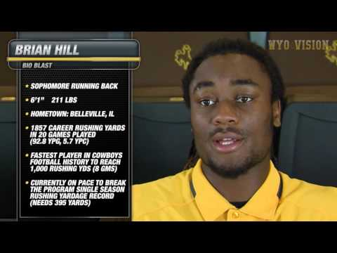 Inside Wyoming Football with Craig Bohl (10.29.15)