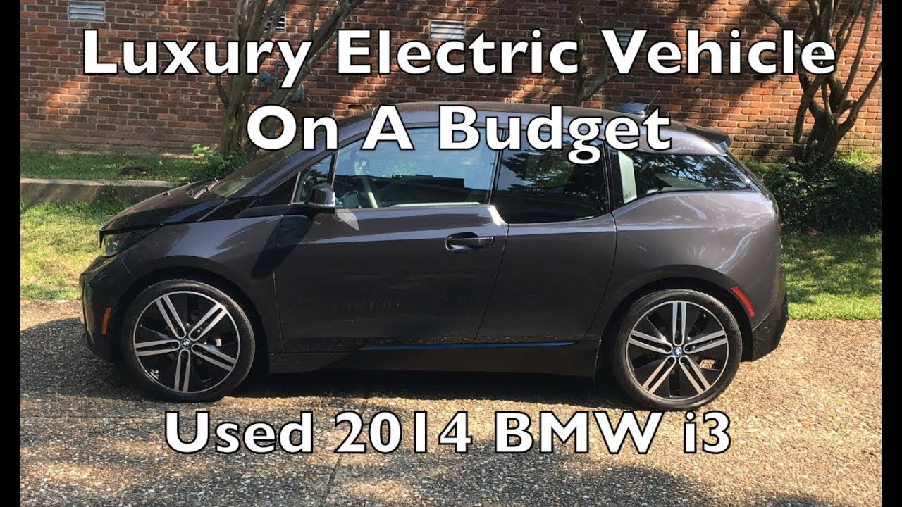 Used 2017 Bmw I3 Review Luxury Electric Vehicle On A Budget
