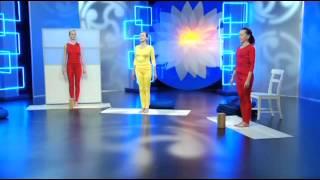 Йога для женщин с Татьяной Бородаенко. Урок 5