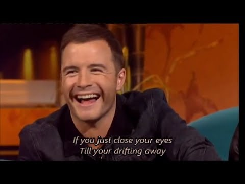 Westlife - Close Your Eyes with Lyrics - Shane Filan
