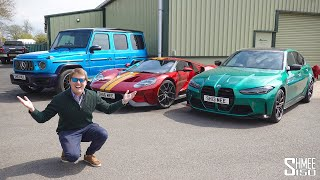 A Day in My Life Managing a Car Collection!