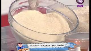 حلواني العرب| طريقة تحضير الكنافة النابلسية..  الشيف قدري3- 10 -2018