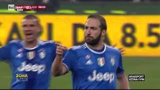 Napoli - Juventus 3-2 (05.04.2017) Ritorno, Semifinale Coppa Italia.