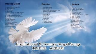 Christian Inspirational & Country Gospel Songs Triple Album