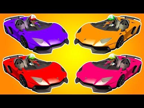 77 Gambar Keren Kartun Mobil HD Terbaik